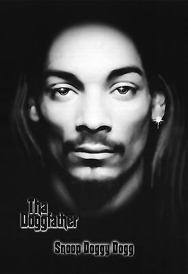 Snoop Dog Music Singer Rap Actor Poster