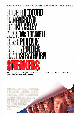 Sneakers - Los fisgones Movie Poster