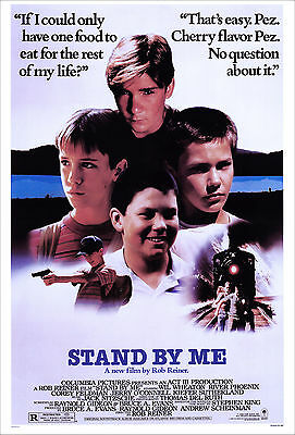 Stand By Me - Cuenta conmigo Movie Poster