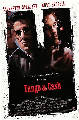 Tango And Cash Movie Poster