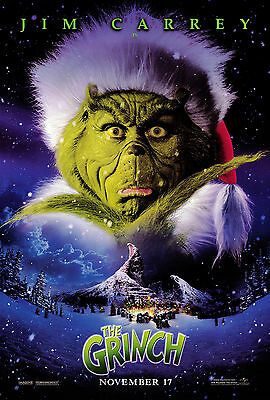 The Grinch - El Grinch Movie Poster