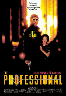 The Professional - El profesional (Léon) Movie Poster