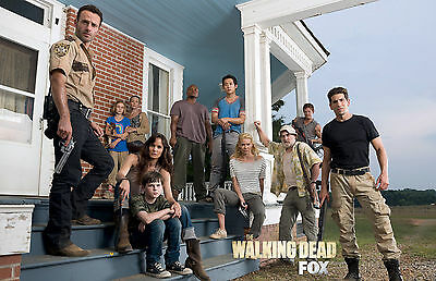The Walking Dead TV Series Television Poster