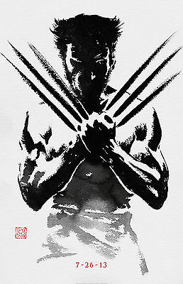 Wolverine - Lobezno inmortal Movie Poster