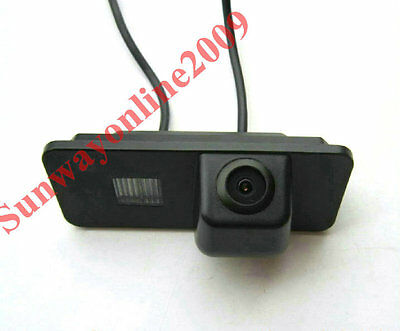 Wireless CCD Rear View Camera for VW GOLF 4 5 6 MK4 MK5 EOS LUPO BEETLE Superb