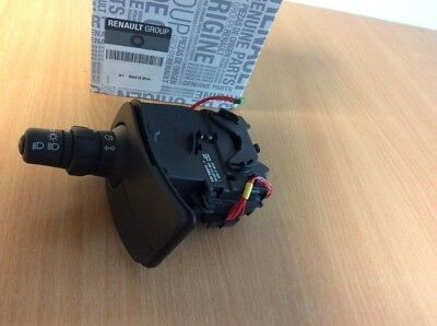 Genuine Renault Clio III Modus Kangoo Indicator Stalk Headlight Switch Headlamp