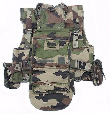 French Army / Foreign Legion Body Armour / Bullet proof vest cover CCE Camo
