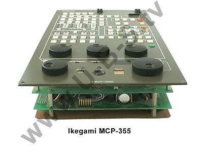 Ikegami MCP-355 - Master Control Panel for 8 Cameras