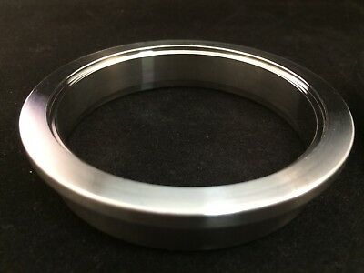"2.5"" Stainless steel V-band flanges"