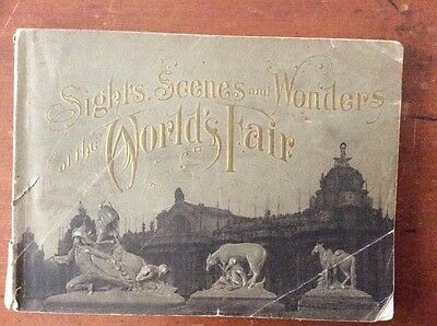 Vintage Sights, Scenes and Wonders at The World's Fair, 1904