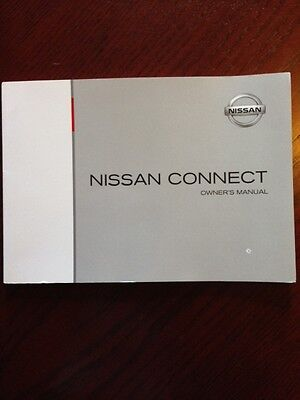 NISSAN CONNECT MANUALE D'USO anni 2007 2008 2009 2010 2011