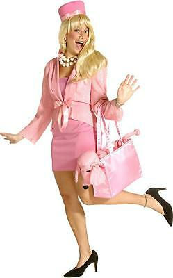 Poshatively Pink Costume with Pill Box Hat Legally Blonde