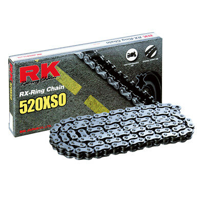 Rk Chain 520Xso-112L-Rx-Ring Road Use Suit Most Motorcycles