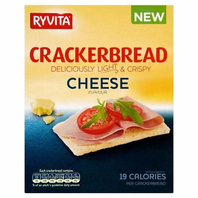 Ryvita Cheese Crackerbread (125g)
