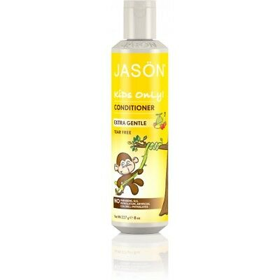 Jason Kids Only Conditioner Extra Gentle Tear Free 227g Organic Natural Ethical
