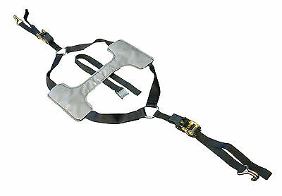 Tyre Fix Motorcross Mx Enduro Off Road Tie Down Trailer Ratchet Strap System