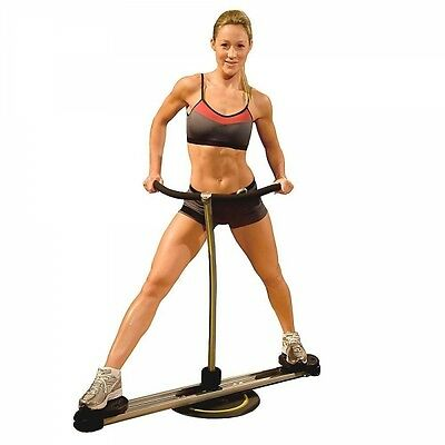 Circle Glide Pro Planeur Jambes Abdominaux Exercice Machine Fitness
