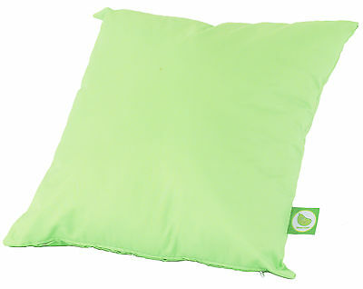 Waterproof Outdoor Garden Furniture Seat Bench Cushion Filled with Pad - Lime