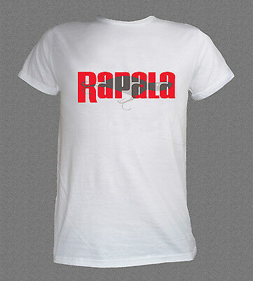 """RAPALA  Dives To silhouette "" fishing T-shirt"