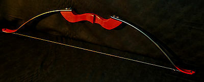 Replica Red Arrow Recurve Bow (Arsenal / Speedy)