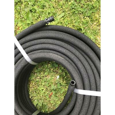 "Leaky Leeaky Soaker 100M Weeper Water Hose 12MM / 1/2""  Fittings AUSTRALIAN MADE"