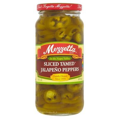 Mezzetta Jalapeno Peppers Sliced (425g)