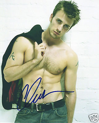 Chris Evans Autograph Signed Pp Photo Poster