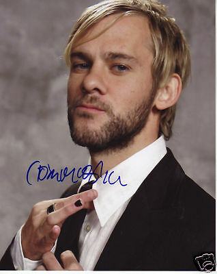 Dominic Monaghan Autograph Signed Pp Photo Poster 1