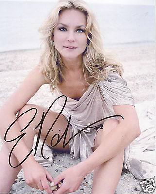 Elisabeth Rohm Autograph Signed Pp Photo Poster
