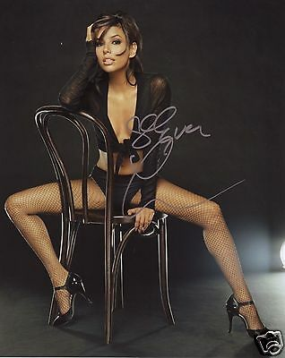 Eva Longoria Autograph Signed Pp Photo Poster