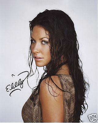 Evangeline Lilly Autograph Signed Pp Photo Poster 3