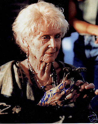 Gloria Stuart Autograph Signed Pp Photo Poster