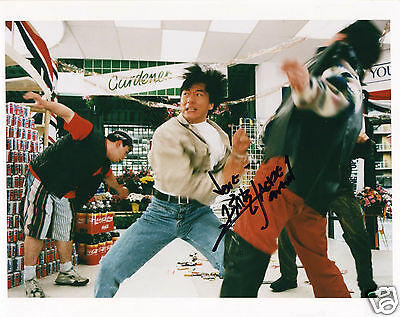 Jackie Chan Autograph Signed Pp Photo Poster 2