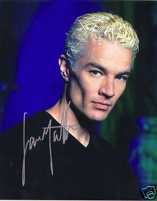 James Marsters Autograph Signed Pp Photo Poster 2
