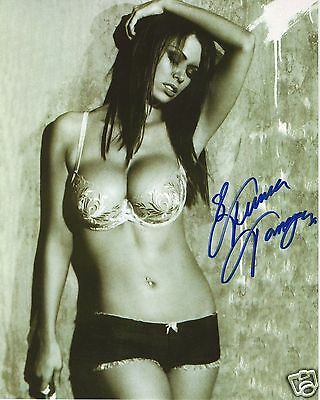 Jenna Jameson Autograph Signed Pp Photo Poster 10