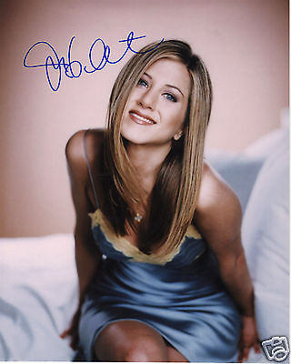 Jennifer Aniston Autograph Signed Pp Photo Poster 2