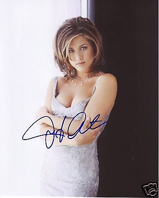 Jennifer Aniston Autograph Signed Pp Photo Poster 3