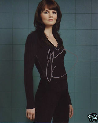 Jennifer Morrison Autograph Signed Pp Photo Poster