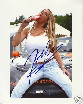 Jordan Katie Price Autograph Signed Pp Photo Poster