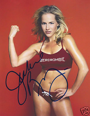 Julie Benz Autograph Signed Pp Photo Poster