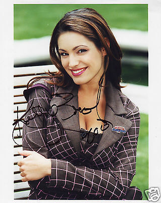 Kelly Brook Autograph Signed Pp Photo Poster