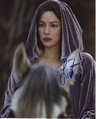 Liv Tyler Autograph Signed Pp Photo Poster