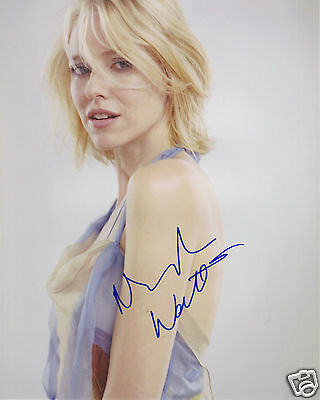 Naomi Watts Autograph Signed Pp Photo Poster 2