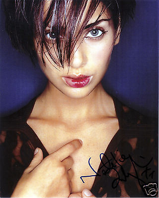 Natalie Imbruglia Autograph Signed Pp Photo Poster