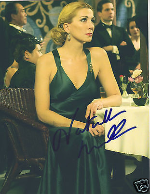 Natasha Richardson Autograph Signed Pp Photo Poster