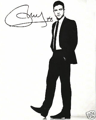 Olly Murs Autograph Signed Pp Photo Poster