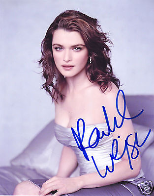 Rachel Weisz Autograph Signed Pp Photo Poster 1