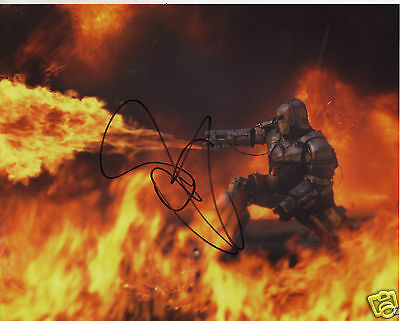 Robert Downey Jr - Iron Man Autograph Signed Pp Photo Poster 2