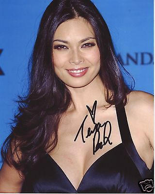 Tera Patrick Autograph Signed Pp Photo Poster