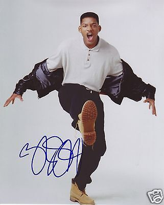 Will Smith Autograph Signed Pp Photo Poster 2